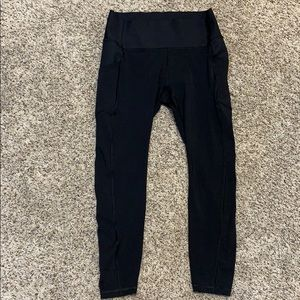 Gap women's full length leggings large
